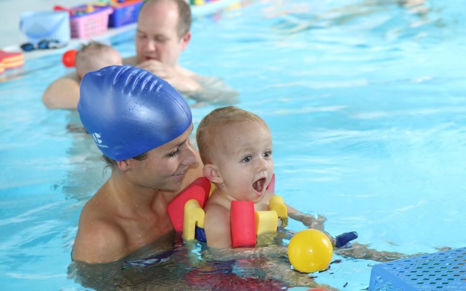 Plavání pro děti a miminka