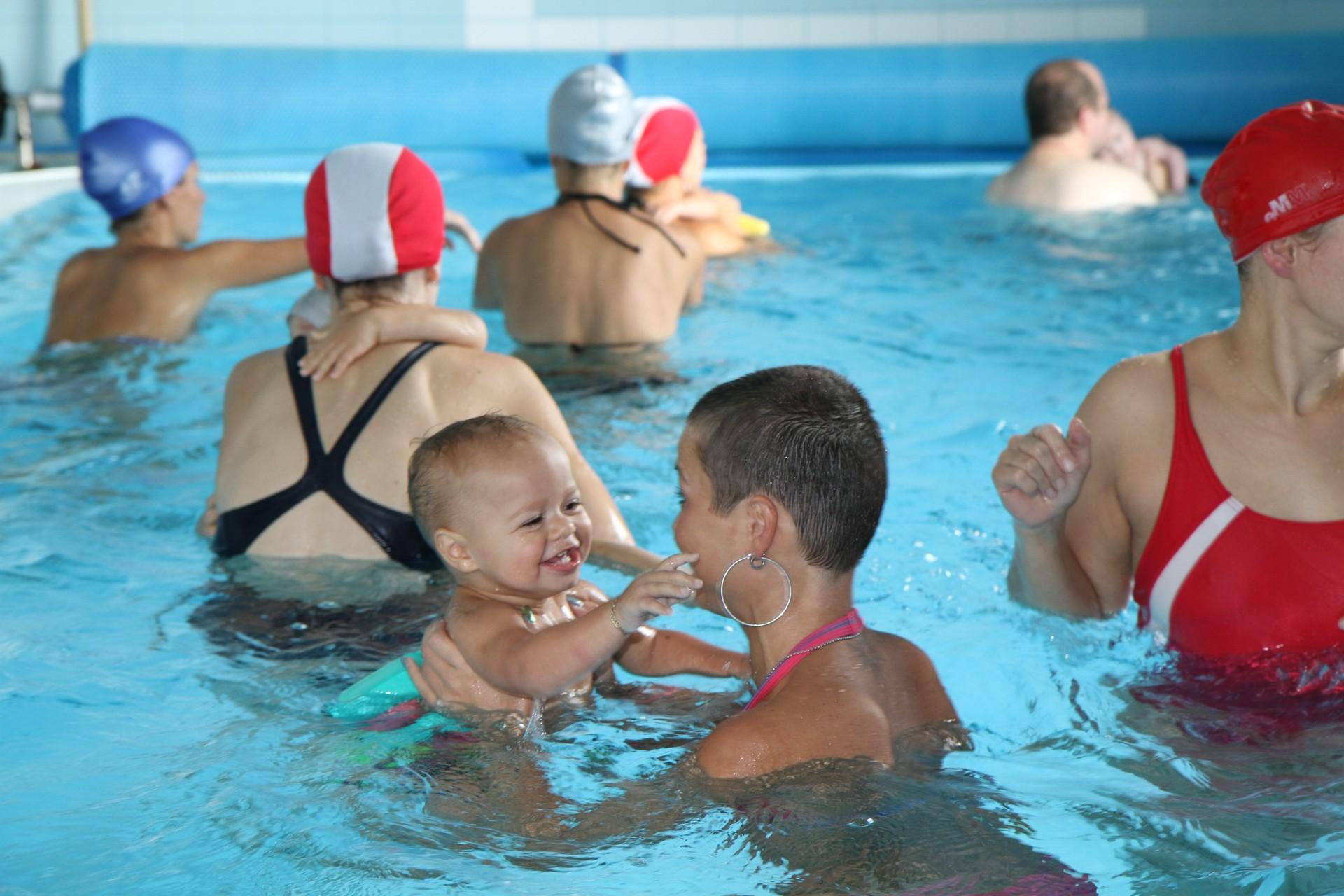 Plavání děti 2